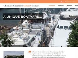 Chantier Naval de l'Esterel à Cannes