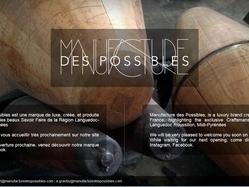 Manufacture des Possibles